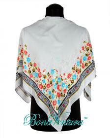 BonaVentura — Платок большой, шелковый