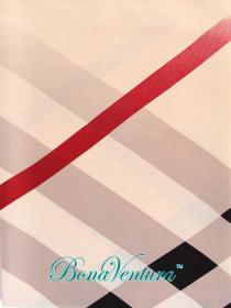 BonaVentura — Платок большой шелковый, с печатным рисунком, вар.3