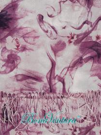 BonaVentura — Палантин  хлопковый с печатным рисунком вар.15