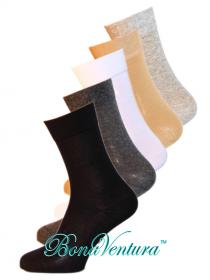 BonaVentura — Хлопковые мужские носки