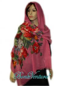 BonaVentura — Палантин с букетом роз.