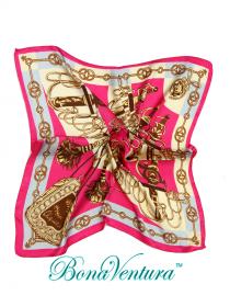 BonaVentura — Платок шейный, искусственный шёлк